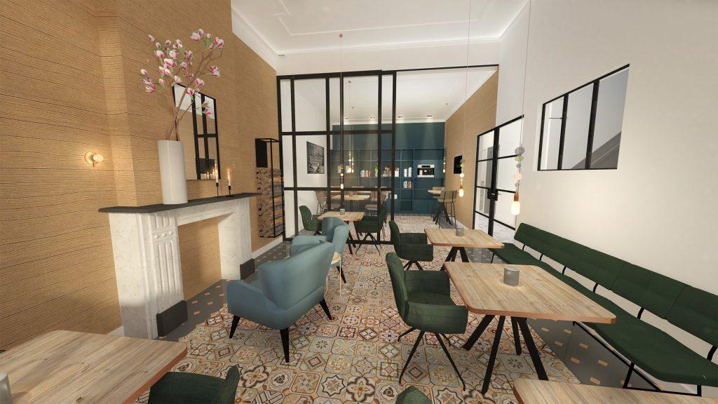 Bijzondere hotels: Hotel Julien Lobby